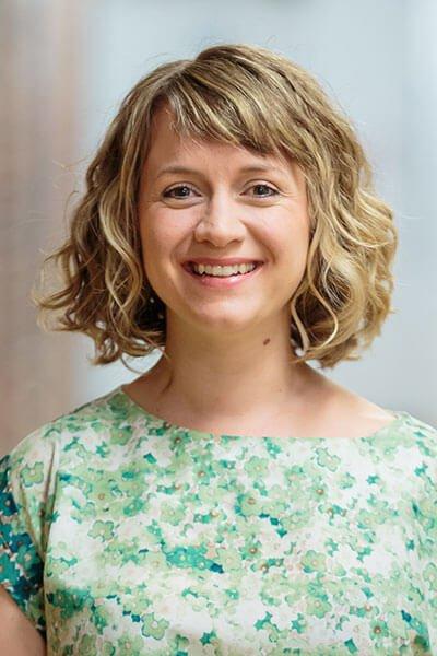 Teach For Canada Staff Sarah-Christine Gemson