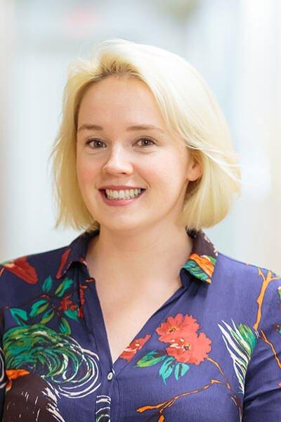 Teach For Canada Staff Sarah Byrnes