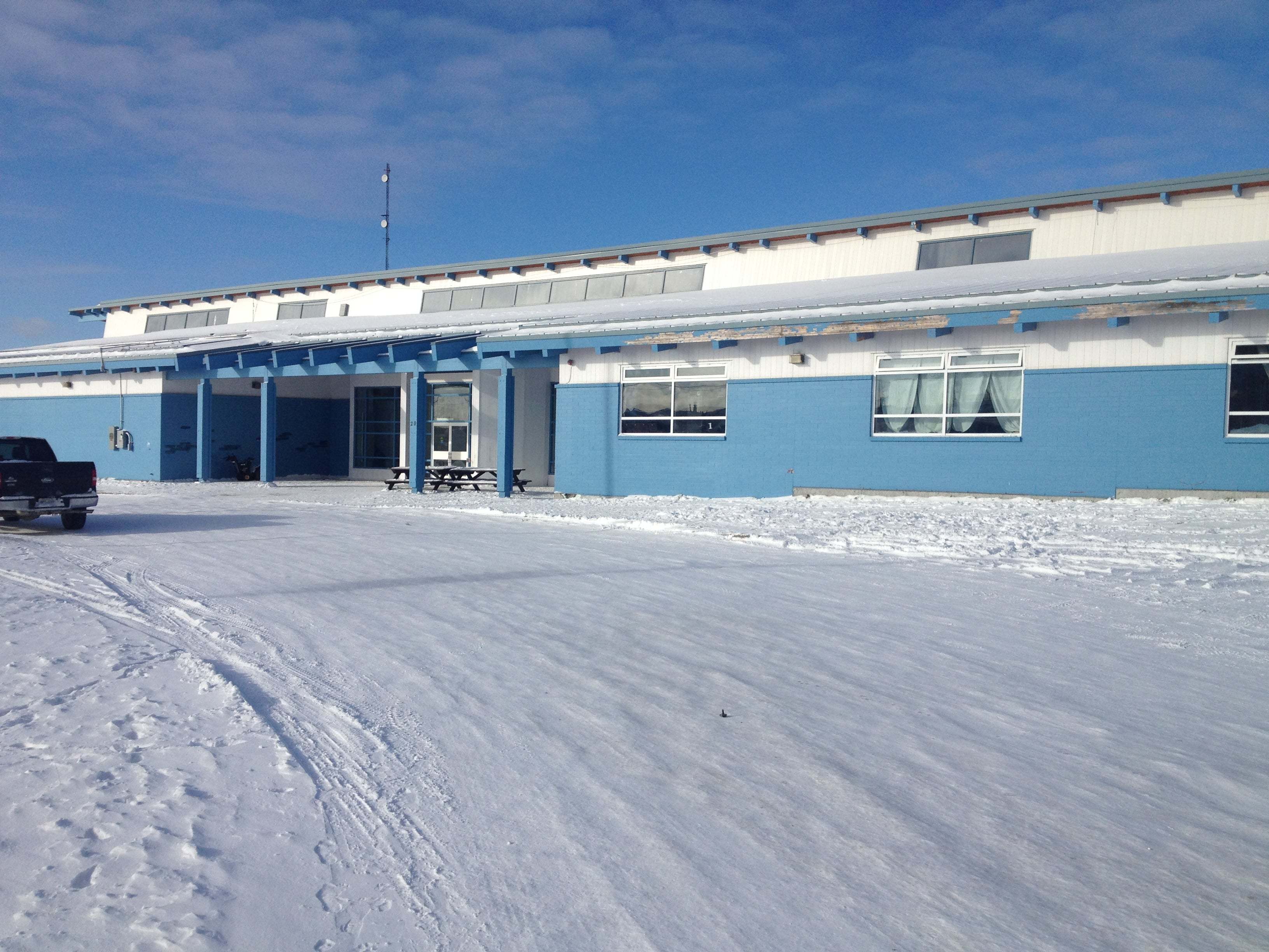 Michikan Lake School, Bearskin Lake First Nation