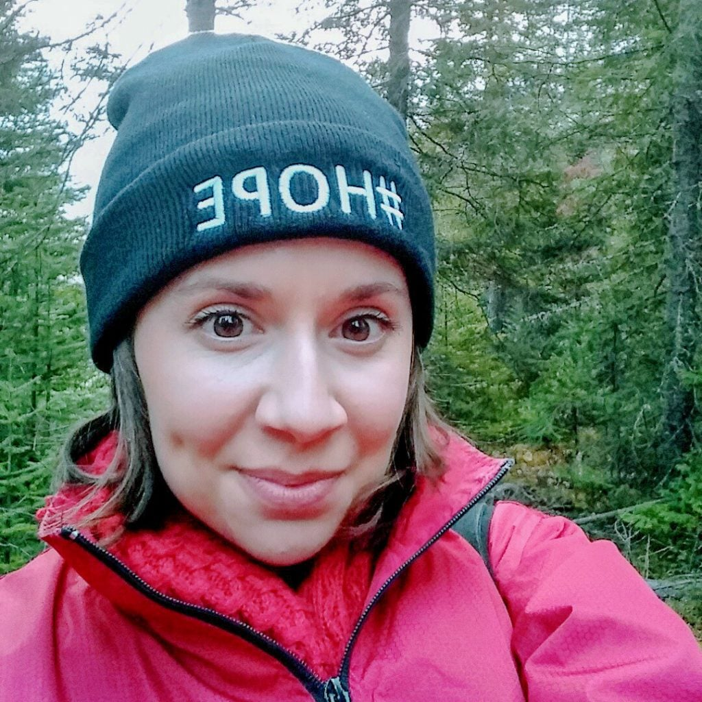 Teach For Canada's Erica O'Reilly discovered the therapeutic power of trees