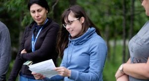 Teach For Canada's Janna Garrett