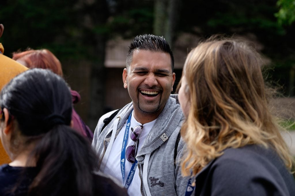 Teach For Canada's Jason Singh