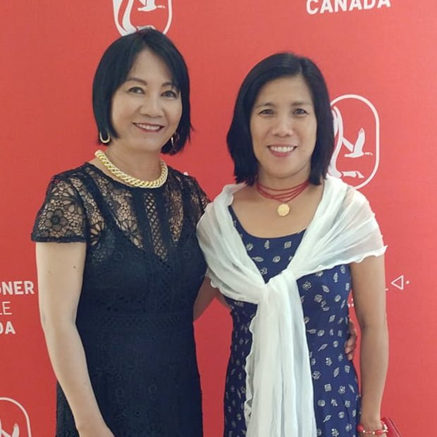 Teach For Canada's Joyce and Doreen