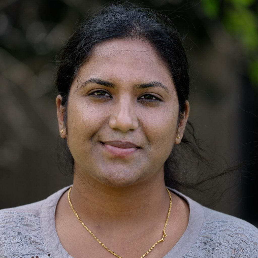 Teach For Canada's Jeevana Varakala