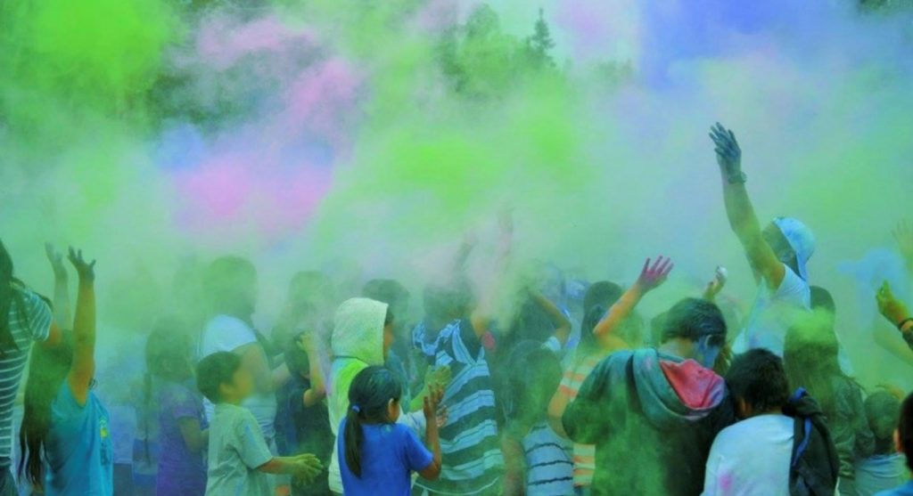 Run or Dye Colour Run