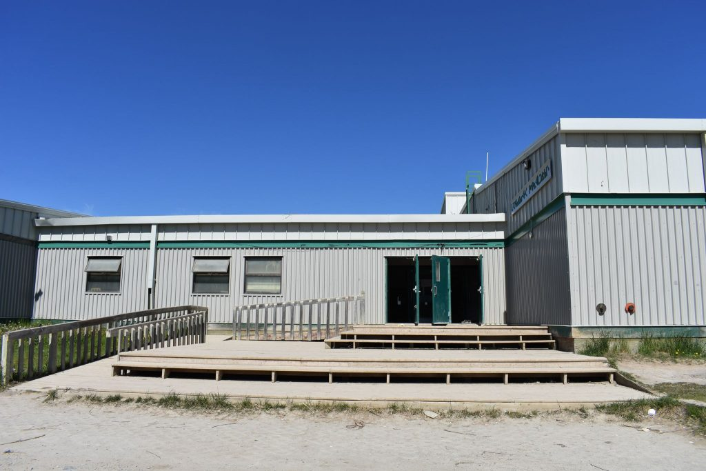 God's Lake Narrows School